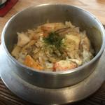 大松 - 五目釜飯1,500円