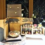 ブレストンコート ユカワタン - 森のお菓子
