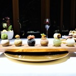ブレストンコート ユカワタン - 料理写真:6つの石