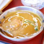 カトマンド - 豆とチキン(۱۱)