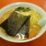 ラーメン山岡家 - 2010年12月再訪問