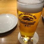 6077742 - 生ビール一番絞り