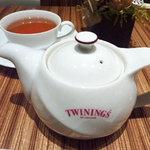 トラヤカフェ - TWININGSはレディグレイ