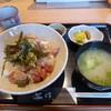 海師 - 料理写真:まかない丼 750円