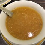 60770063 - ふかのひれと上海蟹のスープ  美味