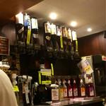 60770687 - 日本酒達が…早くキテ♡と待ち構えてます。