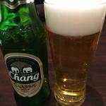 ジャスミンタイ - チャンビール