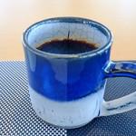 cafe&restaurant 360 - コーヒーも美味しかったです。