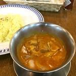 Roaru - 海老とチキンのカレー(ハード)