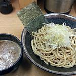 つけ麺 渡辺 - 【つけ麺 太麺 (並)200g + 味付玉子】¥850 + ¥110
