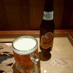 水辺座 - 平和酒造の地ビール ペールエール 700円