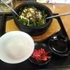 越王らーめん - 料理写真:石焼チャーハン