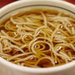 金城庵 - 蕎麦