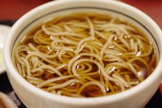 金城庵 本館 - 蕎麦