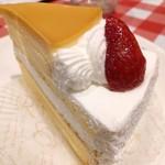 パステルイタリアーナ - なめらかプリンケーキ
