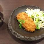 鶏一 - カニクリーミーコロッケ430円