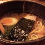 60776362 - らごっつおーめん(麺半玉)