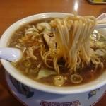 60776673 - 中太のストレート麺(並)