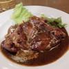 ランド - 料理写真:若鶏のバターステーキ