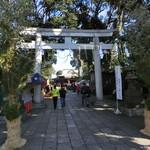 トゥッカーノグリル&バー - (参考画像)武蔵野八幡宮鳥居