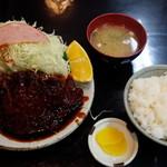 60778197 - 味噌カツライス