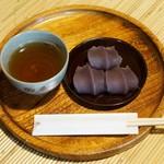 赤福 - 料理写真:赤福餅 盆