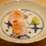 鮨 縁 - 愛媛の白甘鯛