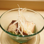 鮨 縁 - 蛸の酢の物