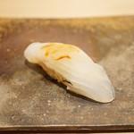 鮨 縁 - 料理写真:瀬戸内の鱸