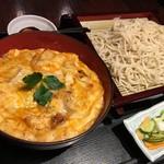 比内や サスケ - 料理写真:濃厚 本当の卵の味をぜひ!!蕎麦もオススメ♥