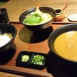 60782675 - つるとん三宝(細麺)1,680円