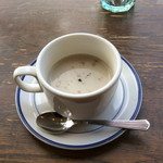 アランチャ - 安納芋のスープ