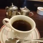 千里菫 - コーヒーも付いています