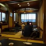 舟鮨 - 2階の座敷部屋