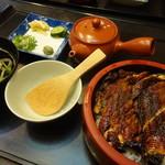 舟鮨 - ひつまぶし(2,800円)