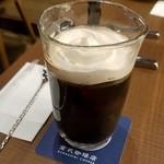 倉式珈琲店 - ドリンク写真:「アイスウィンナー珈琲」