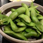 千鶏 - 枝豆