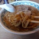 いこい食堂 - 麺