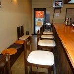 麺屋 高橋 - 2010/12/14の店内