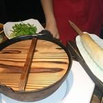 60790678 - きりたんぽ鍋