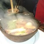 60790680 - きりたんぽ鍋