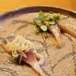 魚菜料理 縄屋 - 鯖の燻製