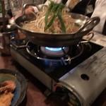 60795137 - 水炊き餃子鍋