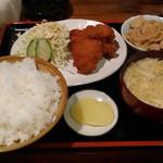 弁財船 - ザンギ定食