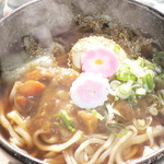 ねこや食堂 - カレーうどん(700円)