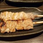 炭火焼鶏Ryo - 豚バラ、シロ