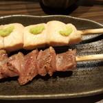 炭火焼鶏Ryo - ササミ、砂肝