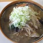 さくら亭 - 料理写真:タンメン