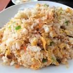 四季紅 - 料理写真:炒飯