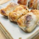 串鳥 - 揚げ納豆
